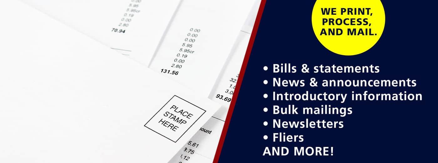 Bill Processing: Property Management